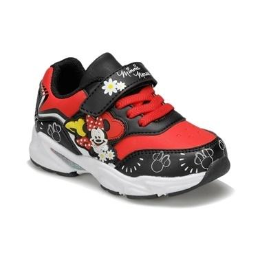 Mickey Mouse Spor Ayakkabı Siyah
